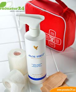 Aloe Vera First Haut Spray