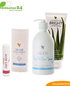 Aloe Vera Hygiene Starter Set
