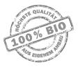 100 % biologisch