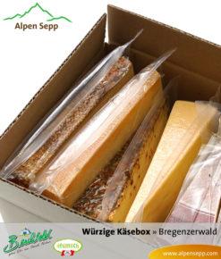 Würzige Kennenlernbox vom Alpen Sepp