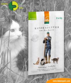 defu BIO Katzensnack: Kaustangen