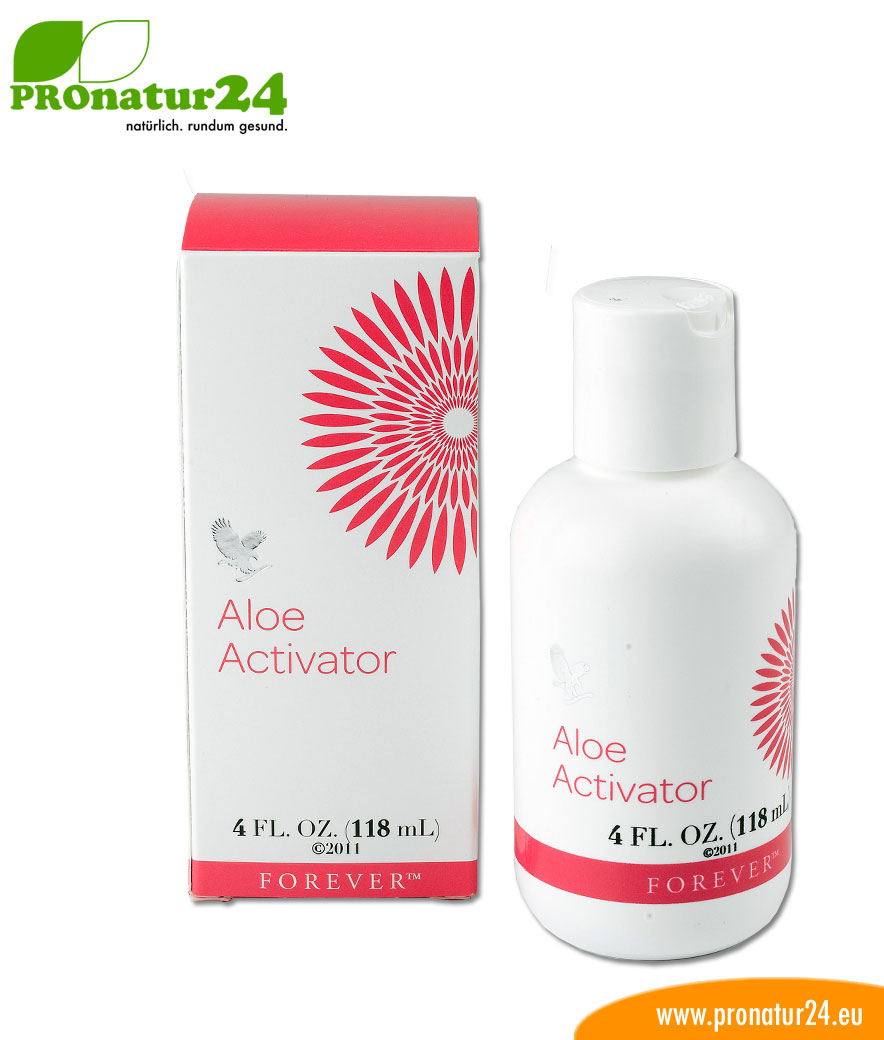 aloe vera activator forever pronatur24 shop. Black Bedroom Furniture Sets. Home Design Ideas
