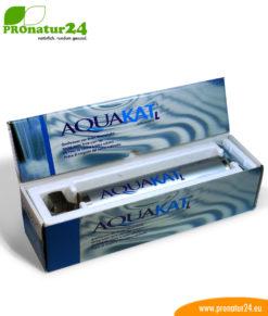 Aquakat L in der Packung