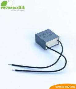 Gigahertz Netzfiler x25 gegen Dirty Electricity