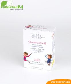 WHC Quattro3 + PS Omega3 für Kinder