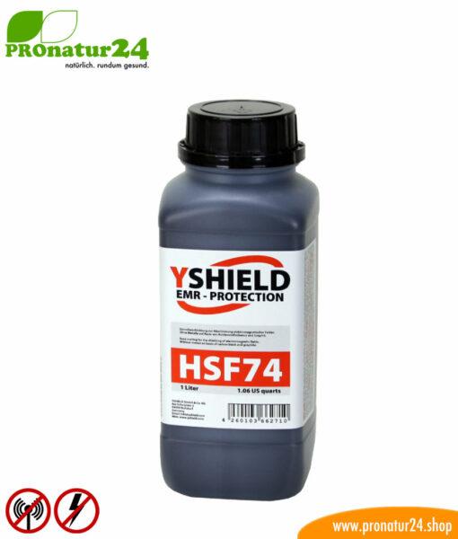 Abschirmfarbe HSF74 von YShield, 1 Liter Gebinde