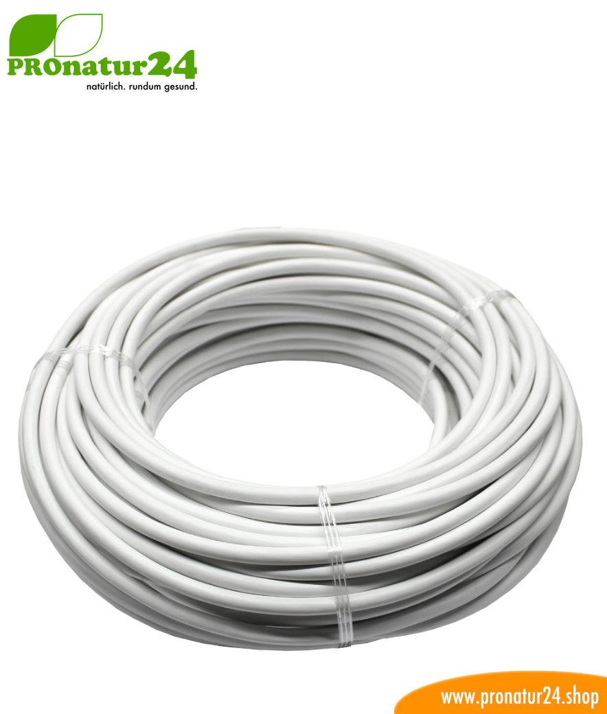 Geschirmte, flexible, sehr biegsame Elektrokabel Leitung (H)05VV-F3G ...