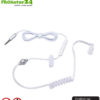 KKmoon AirTube Monaural In-Ear-Headset auf Amazon. Gegen Elektrosmog mittels Luftschlauch. Klinkenstecker. Für iOS und Android.
