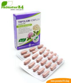 TRIFOLIUM KOMPLEX (Атерофит БИО). Glutenfrei, ohne Gentechnik, GMP.